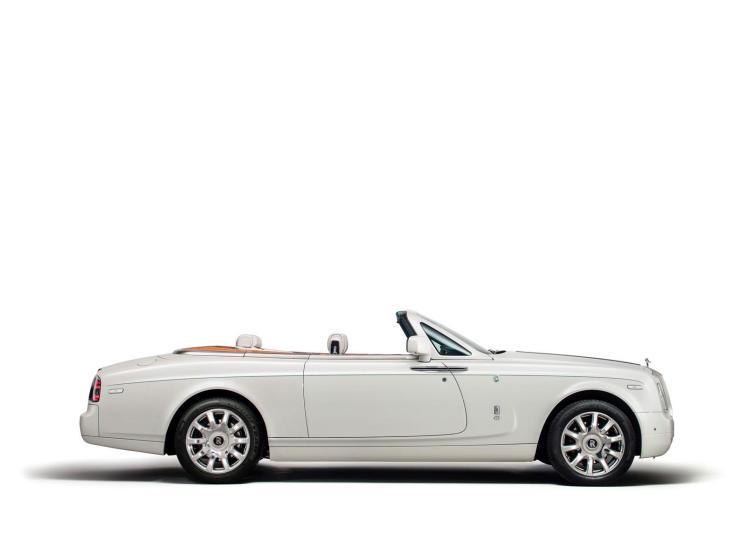 Rolls-Royce Maharajá Phantom Drophead Coupe