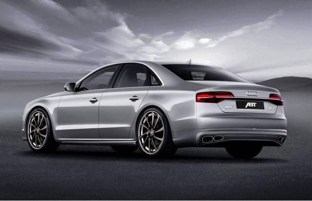 Audi A8 por ABT: El lujo no está reñido con el tuning 2