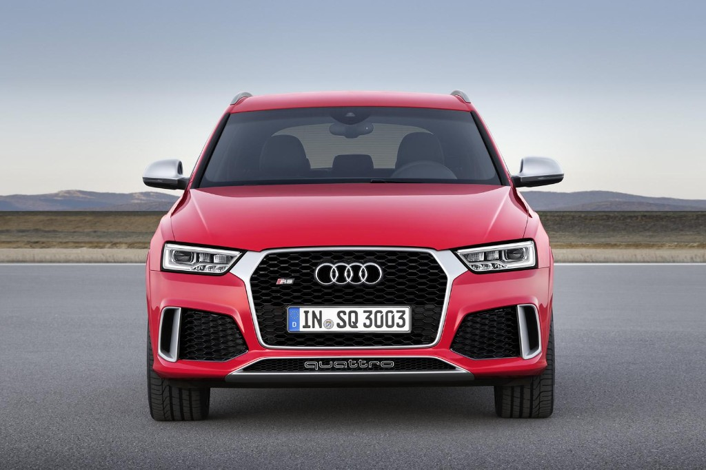 Audi Q3 y RS Q3 2015: Pequeña cirugía y gama de motores renovada 2