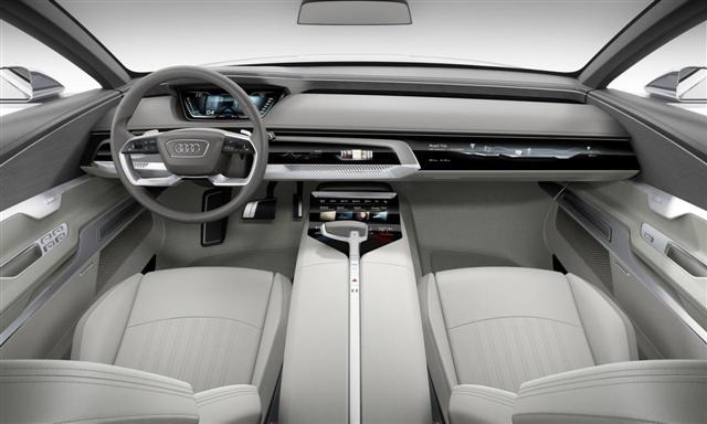 Los Ángeles 2014: Audi Prologue 1