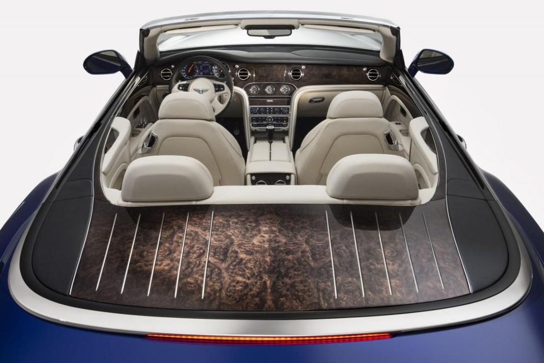 Oficial: Bentley Grand Convertible, el Mulsanne descapotable  3