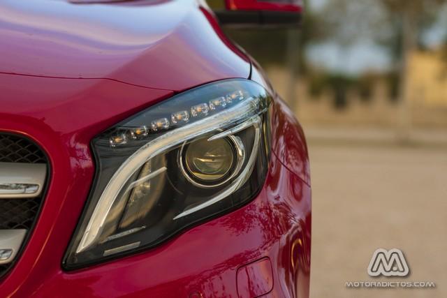 Prueba: Mercedes Benz GLA 220 CDI 4MATIC (diseño, habitáculo, mecánica) 2