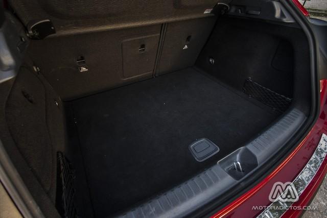 Prueba: Mercedes Benz GLA 220 CDI 4MATIC (diseño, habitáculo, mecánica) 8