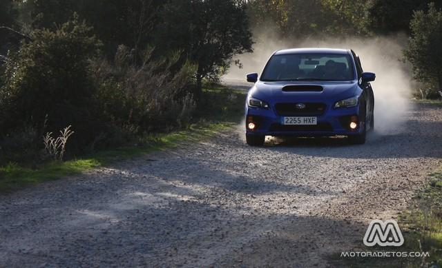 Prueba: Subaru WRX STI (equipamiento, comportamiento, conclusión) 2