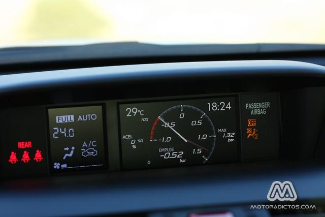 Prueba: Subaru WRX STI (equipamiento, comportamiento, conclusión) 7