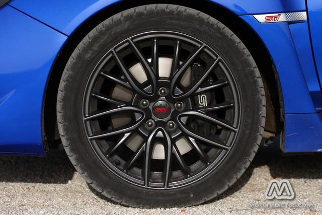 Prueba: Subaru WRX STI (equipamiento, comportamiento, conclusión) 8