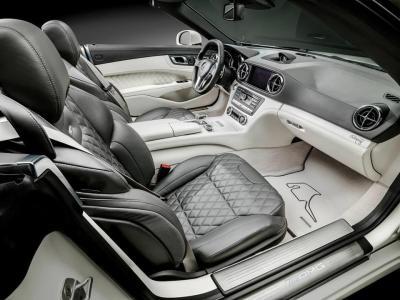 Mercedes SL63 AMG World Championship 2014