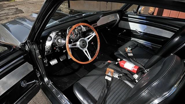 """A la venta el Ford Mustang """"Eleanor"""" de la película 60 segundos 2"""