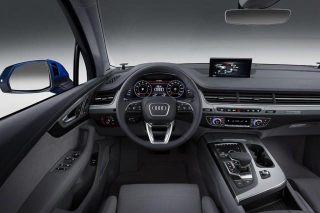 Audi Q7 2015: Aquí tienes las primeras imágenes (filtradas) 1