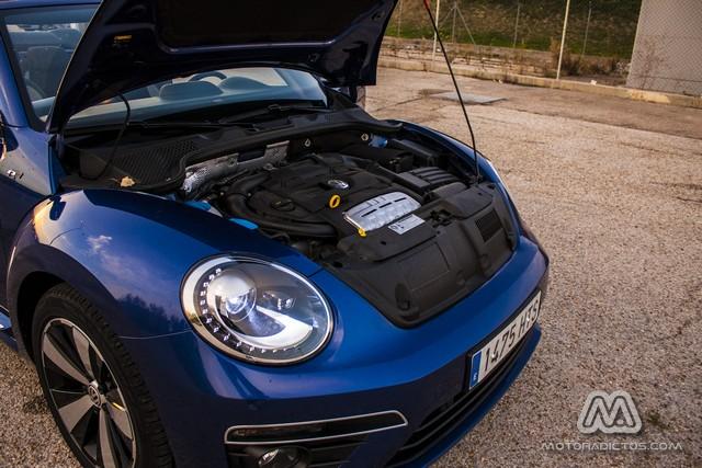 Prueba: Volkswagen Beetle 1.4 TSI 160 CV R-Line (diseño, habitáculo, mecánica) 4