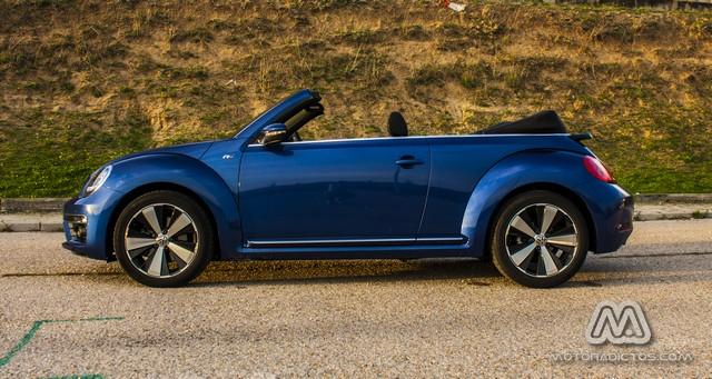 Prueba: Volkswagen Beetle 1.4 TSI 160 CV R-Line (diseño, habitáculo, mecánica) 6