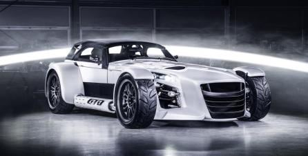 Donkevoort nos sorprende con el D8 GTO Bilster Berg Edition