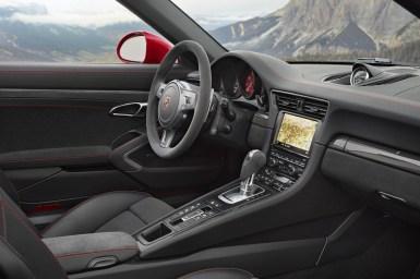Llega el Porsche 911 Targa 4 GTS