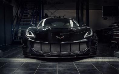 Prior Design se atreve con el Chervrolet Corvette C7 Stingray