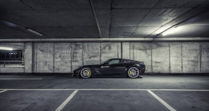 Prior Design se atreve con el Chervrolet Corvette C7 Stingray