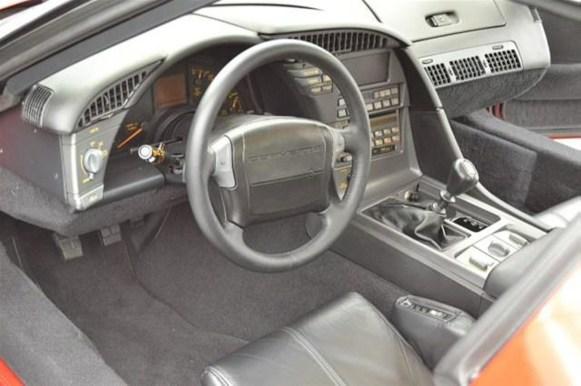 A la venta un Chevrolet Corvette ZR1 de 1990 en eBay