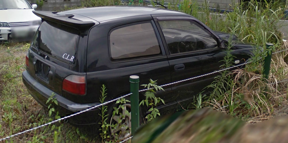 Los coches abandonados de Fukushima (Japón): Dolor a la vista 8