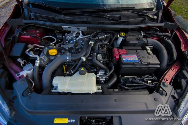 Prueba: Nissan Pulsar 1.2 DIG-T 115 CV Tekna (diseño, habitáculo, mecánica) 3