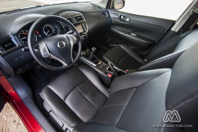Prueba: Nissan Pulsar 1.2 DIG-T 115 CV Tekna (equipamiento, comportamiento, conclusión) 5