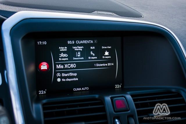Prueba: Volvo XC60 D4 FWD 181 CV (equipamiento, comportamiento, conclusión) 3