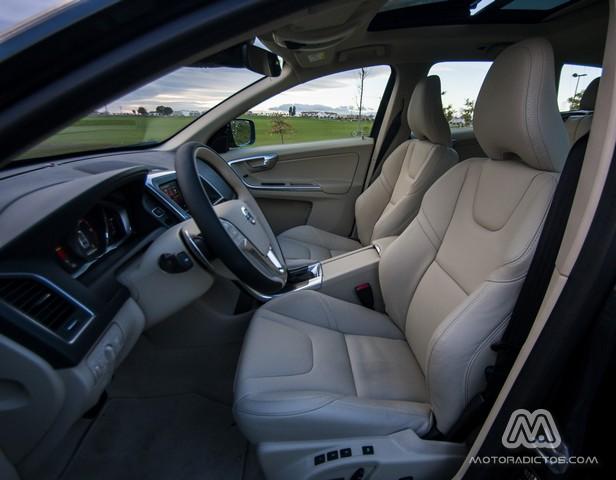 Prueba: Volvo XC60 D4 FWD 181 CV (equipamiento, comportamiento, conclusión) 7