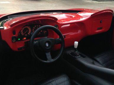 Ponen a la venta el De Tomaso Guara Barchetta en California