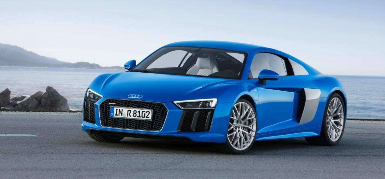 Audi R8 2015: La segunda generación del superdeportivo alemán de motor central 3