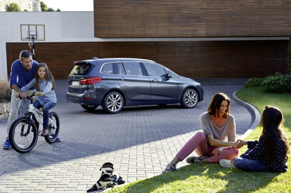 BMW Serie 2 Gran Tourer: Llega la versión de siete plazas