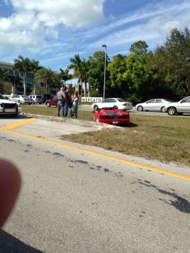 Estrellan un Ferrari F50 en Florida