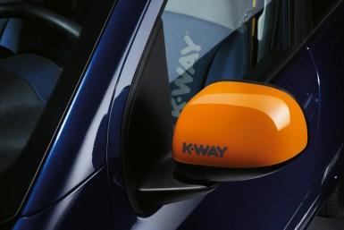 Fiat nos sorprende con el Panda K-Way