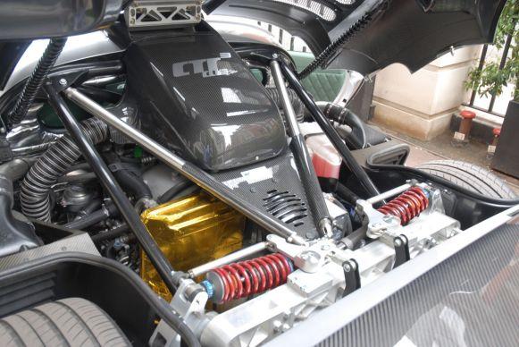 A la venta un impresionante RUF CTR3 con tan sólo 1.200 km