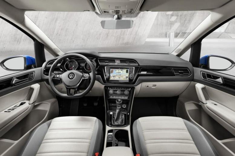 Volkswagen Touran 2016: La nueva generación crece en tamaño