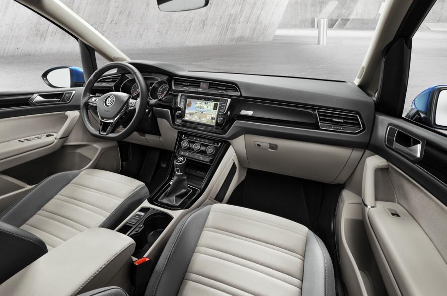 Volkswagen Touran 2016: La nueva generación crece en tamaño 1
