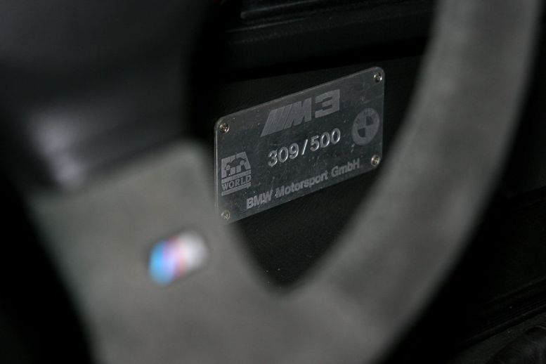 A la venta un BMW M3 E30 EVO II de 1988 en perfectas condiciones