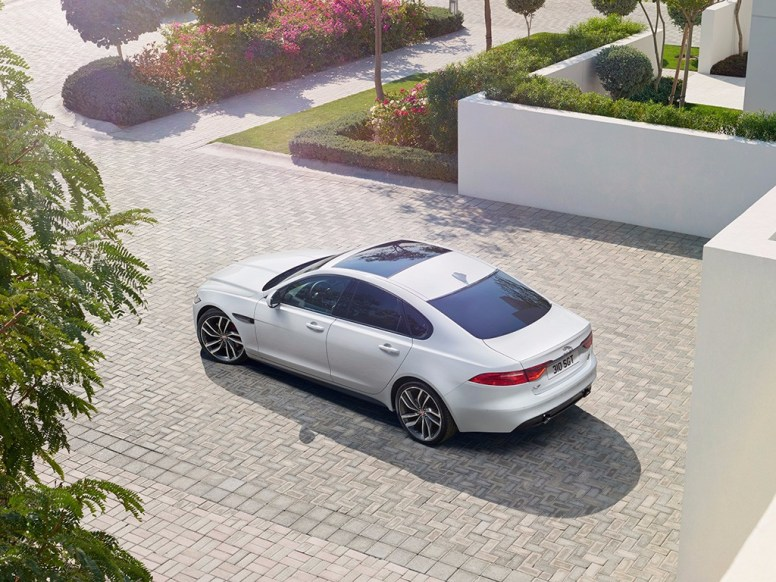 2016 Jaguar XF, información y datos oficiales