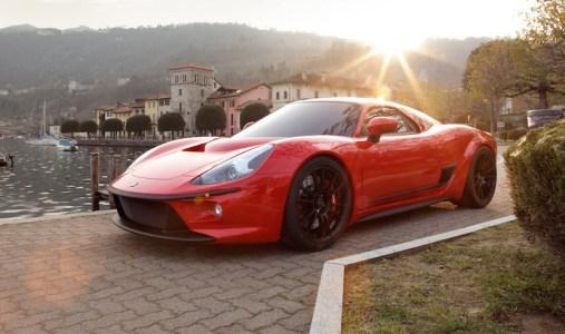 ATS GT: 640 CV, ocho cilindros en V y origen italiano