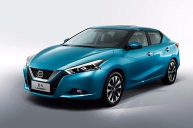 Nissan Lannia: La berlina de tamaño medio pensada por y para China