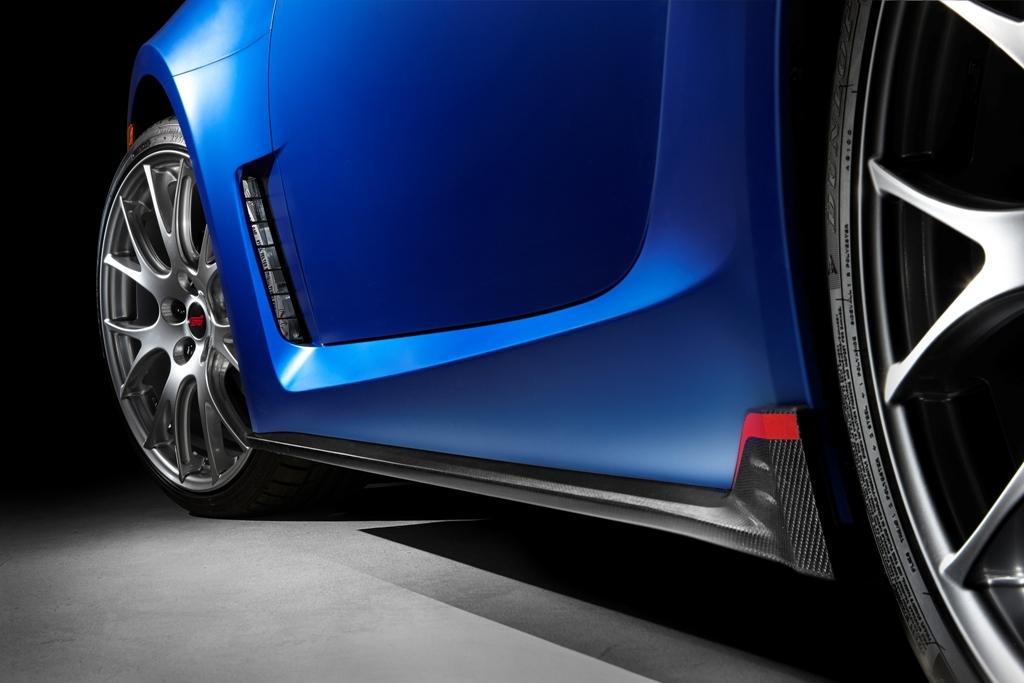 Subaru STI Performance Concept: ¡Mataríamos para llevarlo a producción! 3