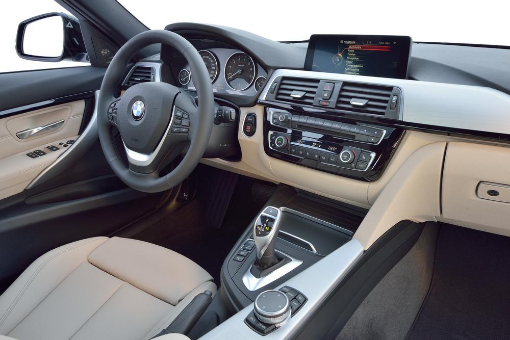 BMW Serie 3 2015: Más eficiencia gracias a los tres cilindros 3
