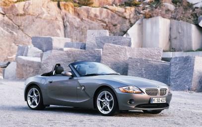 Antojo de roadster: BMW Z4 3.0i (E85)