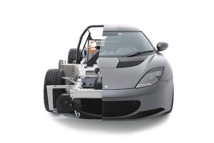 Lotus comercializará un SUV en Europa y España en 2019, será ligero y deportivo 1