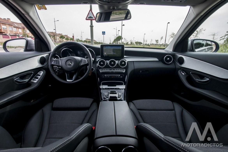 Prueba: Mercedes Benz C 220 BlueTEC  (diseño, habitáculo, mecánica) 4