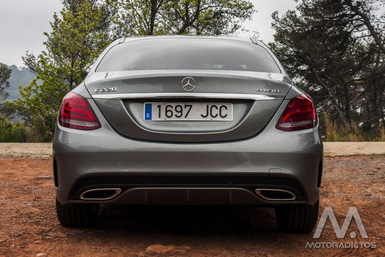 Prueba: Mercedes Benz C 220 BlueTEC  (diseño, habitáculo, mecánica) 6