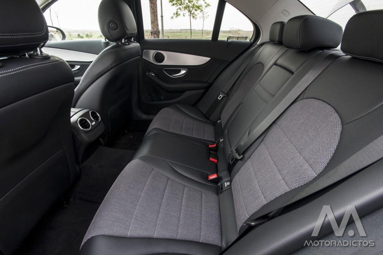 Prueba: Mercedes Benz C 220 BlueTEC  (diseño, habitáculo, mecánica) 8