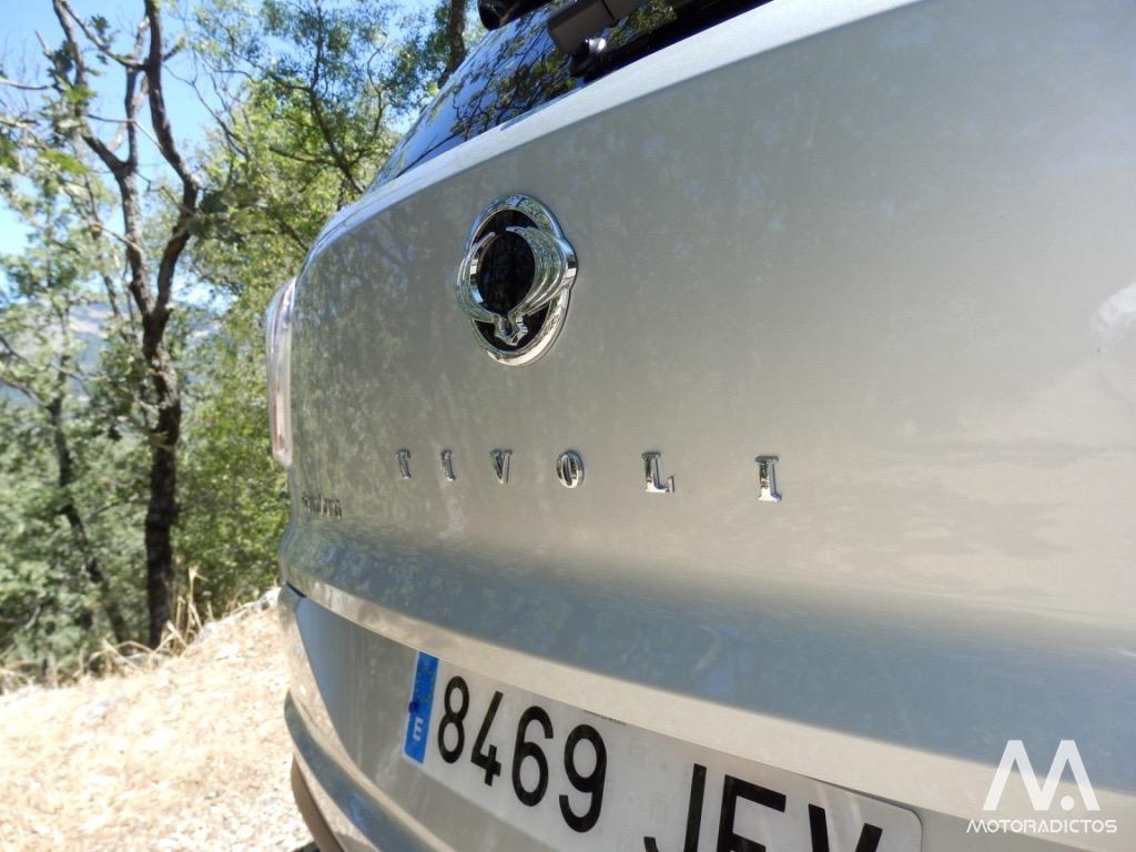 Contacto: SsanYong Tivoli, probamos el nuevo rival b-SUV de la marca 1