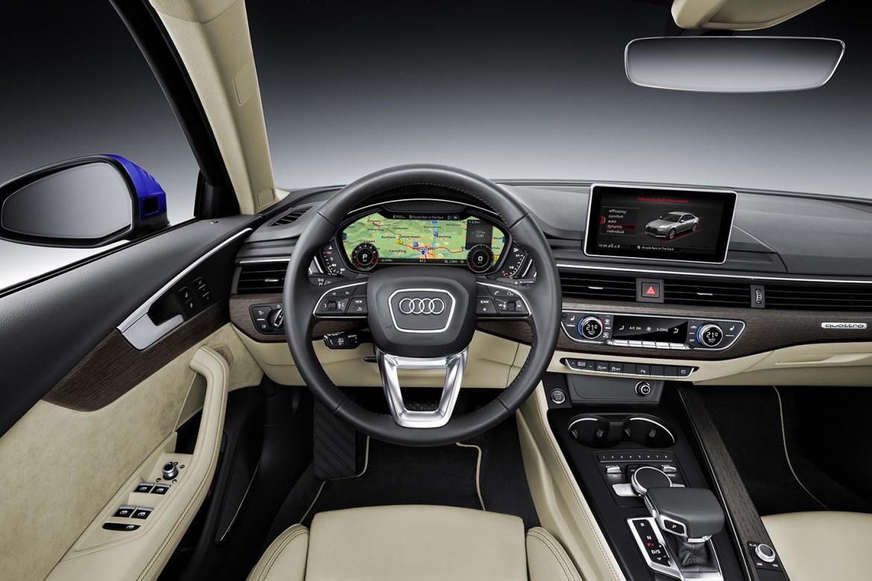 Nuevo Audi A4 2016: Continuista, pero con cambios muy importantes 3