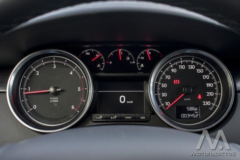 Prueba: Peugeot 508 BlueHDI 150 CV (equipamiento, comportamiento, conclusión) 4