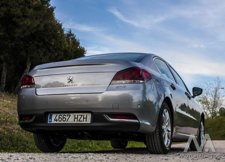 Prueba: Peugeot 508 BlueHDI 150 CV (equipamiento, comportamiento, conclusión) 6