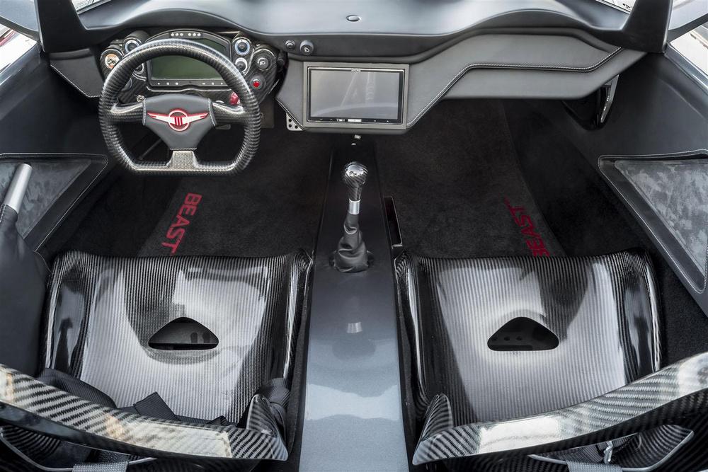 Rezvani Motors Beast: El Ariel Atom 3 carrozado, y.... ¡con 500 CV! 4