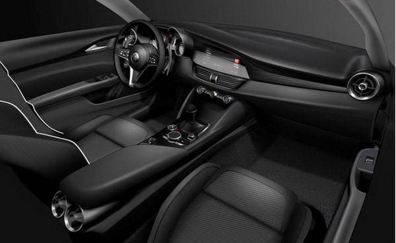 Ya es oficial: Alfa Romeo Giulia, o el denominado Ferrari de cuatro puertas 3